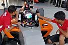 MRF Bahrain: Presley finis kedua Race 2, 0,01 detik di depan Maldonado
