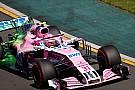 Fórmula 1 Análisis: El paquete aerodinámico de Force India en Australia