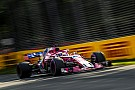 Formula 1 Perez: Force India worse than expected in Australia