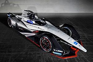 Формула E Новость Nissan раскрыла ливрею своих машин для Формулы Е