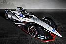 Формула E Nissan раскрыла ливрею своих машин для Формулы Е