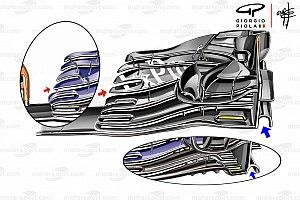 Formula 1 Analysis McLaren's latest tech experiments in search for speed