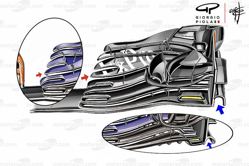 De tech-experimenten waarmee McLaren het lek boven hoopt te krijgen