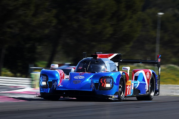 WEC Prologue: Privateers close gap to Toyota in night