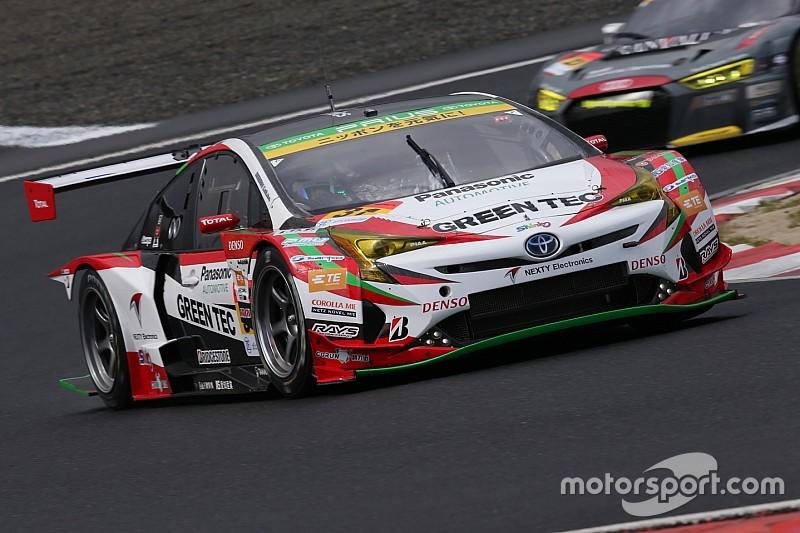 平手晃平、タイヤ選択裏目で予選7番手もマシンに好感触「表彰台が目標」
