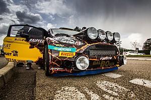 Rallye suisse Rapport d'étape Rallye Pays du Gier : Sébastien Carron émerge du chaos
