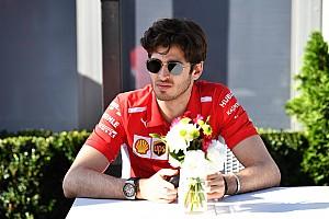 Le Mans Motorsport.com hírek Giovinazzi rajthoz áll Le Mans-ban a Ferrari színeiben