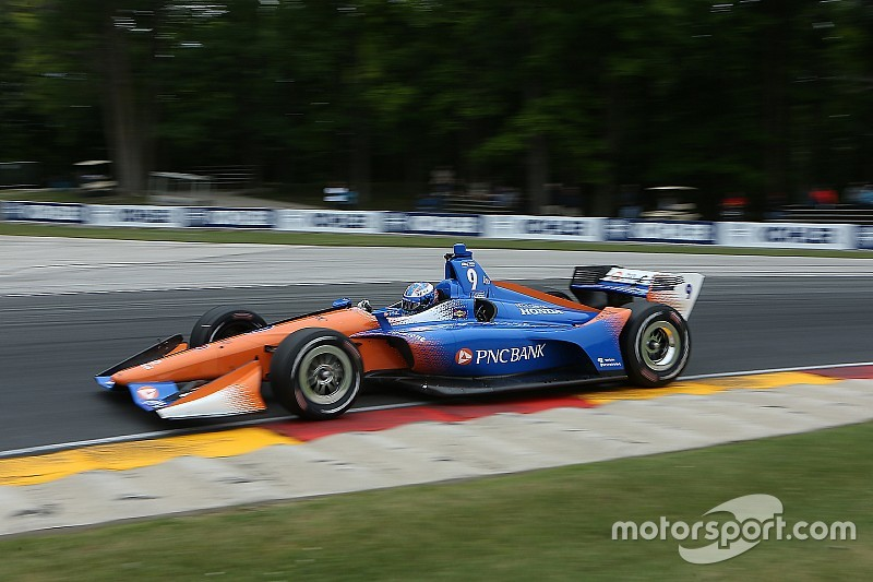 Dixon wants IndyCar aero change to improve racing