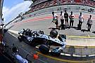 Боттас завершил тесты в Барселоне с лучшим временем