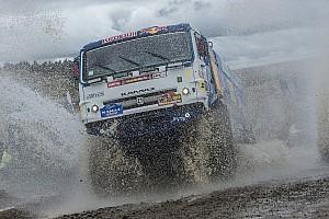 Дакар Новость Организаторы «Дакара» отменили девятый этап из-за погодных условий