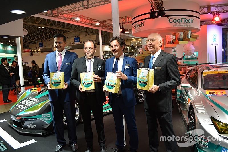 ペトロナス、F1で求められる効率性を持った市販車用オイルを発表