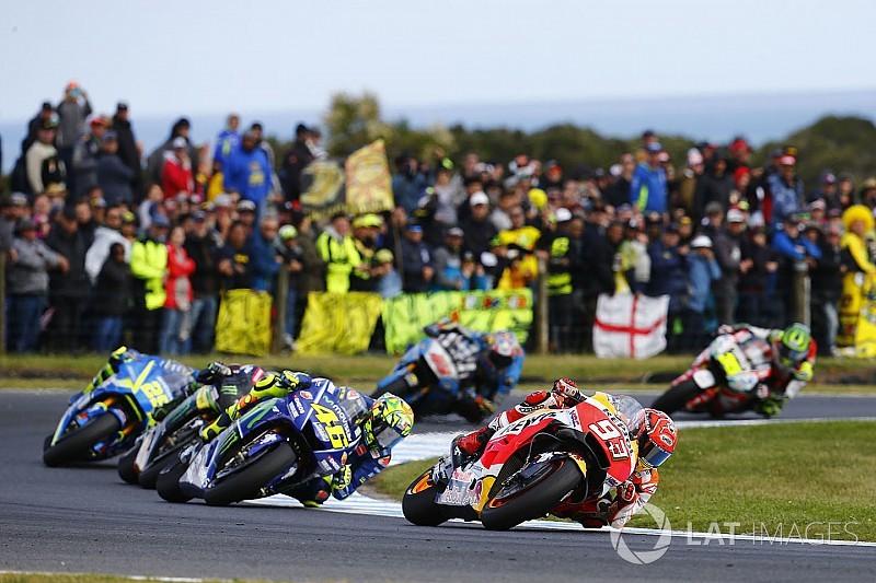 Course - Márquez sort vainqueur d'une bataille homérique !