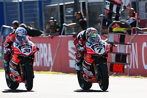 World Superbike Reactions Regulasi baru WorldSBK dianggap rugikan Ducati