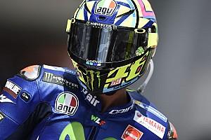 MotoGP Son dakika Valentino Rossi, bir robota karşı yarıştı!