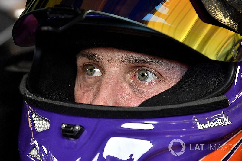 """Denny Hamlin needs """"just a little bit of speed"""" to catch Harvick"""