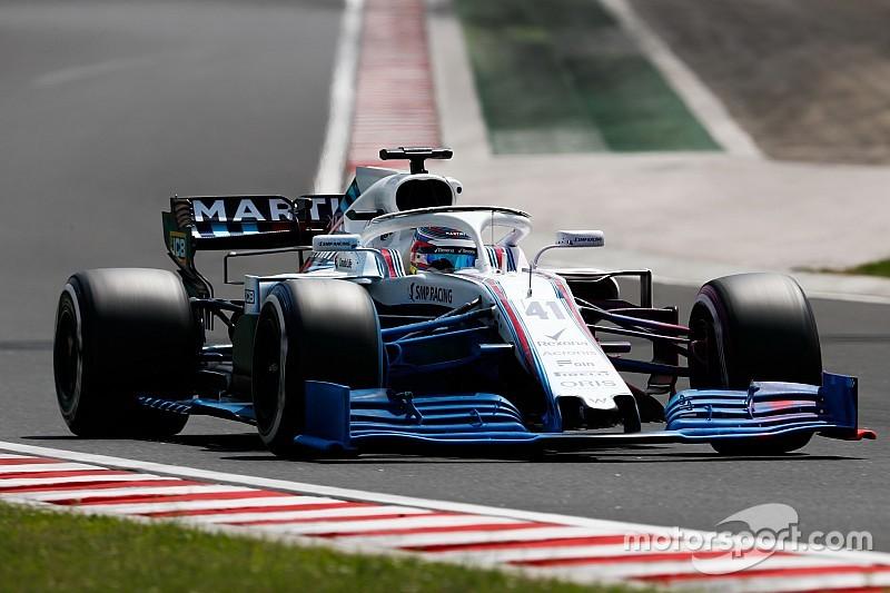 La F1 prohibe montar los alerones de 2019 en el test de final de temporada