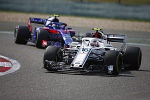 Formel 1 News Kubica: Gewicht und Bremsen sind das Problem der Formel 1