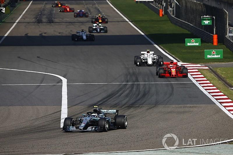 Hamilton: Mercedes artık en hızlı ikinci veya üçüncü takım