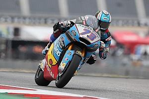 Moto2 Amerika: Marquez start terdepan, Mir impresif