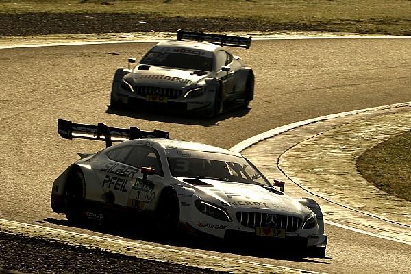 DTM Noticias Daniel Juncadella concluye de manera excelente sus test del DTM