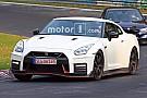 Auto Photos - Que mijote donc Nissan avec cette GT-R Nismo?