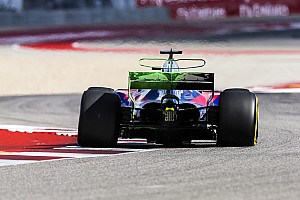 Formula 1 En iyiler listesi Teknik galeri: Toro Rosso STR12'nin 2017'deki gelişimi