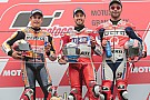 Motegi MotoGP: Yağmurlu yarışta Marquez'e Dovizioso dur dedi!