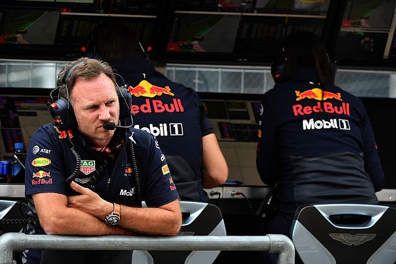 """Horner: """"Gok met Verstappen was het proberen waard"""""""