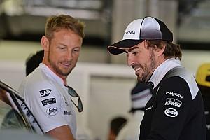 Formula 1 Breaking news Alonso, Button doubt McLaren will end Mercedes domination