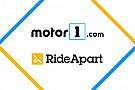 Motor1.com adquiere la plataforma líder de motociclismo, RideApart.com