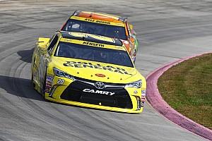 NASCAR Cup Commentary Is the teamwork between JGR teams ending as title battle intensifies?