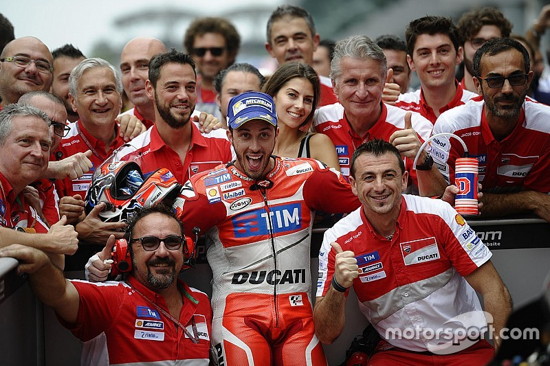 "Dovizioso: Second career win ""took too many years"""