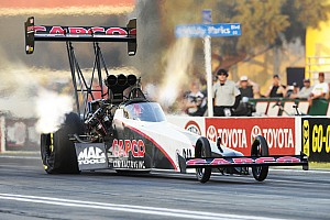 NHRA Qualifying report Torrence, Wilkerson and Anderson lead qualifying at SpringNationals