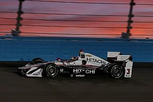 IndyCar Отчет о тестах Кастроневес завершил тесты в Финиксе с лучшим результатом