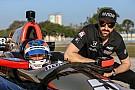 Пилот DTM Уикенс протестировал машину IndyCar