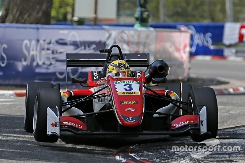 Victoria para Max Günther en la segunda carrera de la F3 en Pau