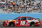 NASCAR Cup Phoenix victory slips away from Busch after Logano's crash