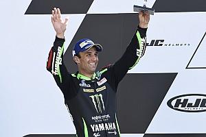 MotoGP Réactions Zarco : Le salto, je le réserve pour la victoire!