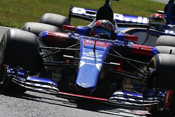 Kvyat: Mücadelemiz Haas ve Renault'ya karşıydı