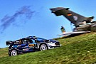 WRC Germany WRC: Tanak maintains healthy lead into final stages