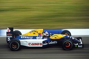 Formula 1 Special feature Kunci di balik dominasi Mansell pada musim 1992