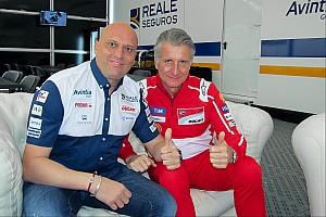 MotoGP Breaking news Perbarui kontrak, Avintia bakal pakai Desmosedici GP17