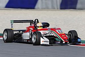F3 Europe Breaking news Ilott ends European F3 pre-season testing on top