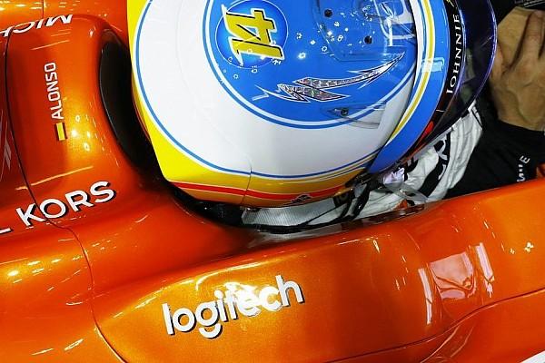 Formula 1 Breaking news Logitech resmi jadi sponsor McLaren