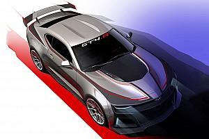 PWC News Chevrolet präsentiert neuen GT4-Camaro