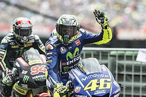 MotoGP Gara Valentino Rossi ritrova la vittoria nella festa tricolore di Assen