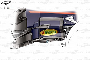 Formel 1 Feature Video: Die Updates am Red Bull RB13 als 3D-Animation