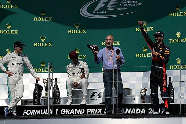 Fórmula 1 Liberty abre portas e Canadá vê F1 ainda mais descontraída