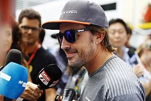 Formula 1 Breaking news Alonso bantah sengaja akhiri balapan GP Belgia