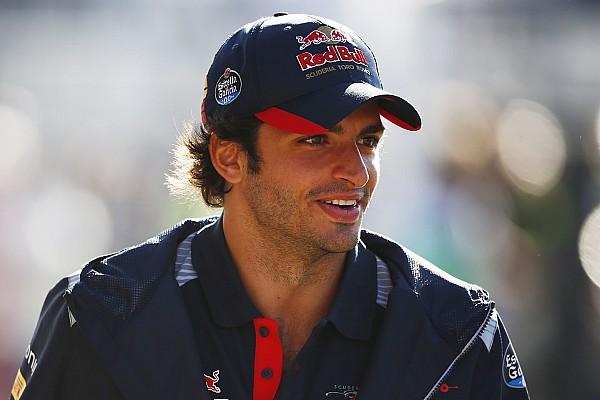 Sainz: Kariyerimi Red Bull'un yönetmesi benim için kötü değil